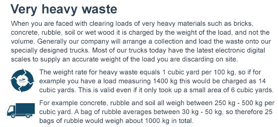 Rubbish Clearance Rates in Ruislip